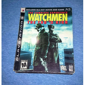 Watchmen The Complete Experience Ps3 Frete R$10