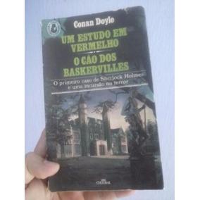 Conan Doyle - Um Estudo Em Vermelho/ O Cão Dos Baskervilles