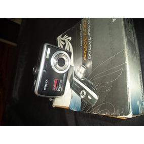 Camara Digital Com Defeito Mitsuca Dc7328br Com Caixa