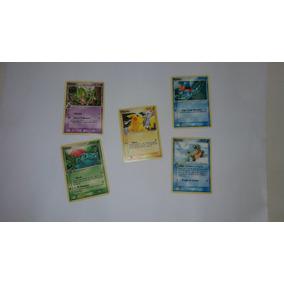 Carta Pokemon Tcg - Pkachu E Amigos Promo Pop Series