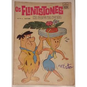 Hq Os Flintstones Nº 9 - O Cruzeiro - 1970