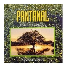 cd novela pantanal sbt