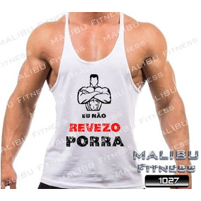 Regata Super Cavada Tank Top The Punisher Eu Não Revezo a0c8e850168