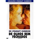 Dvd Coleção Stanley Kubrick - De Olhos Bem Fechados (1999)