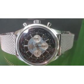 36cfbbbb9fc Relógio Breitling Transocean Chronograph - Relógios no Mercado Livre ...
