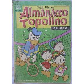 Almanacco Topolino Nº 258 (giugno 1978) Importado Italiano