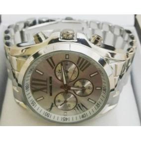 fdf6cb275b6 Relogio Algarismo Romano Mk - Relógios no Mercado Livre Brasil
