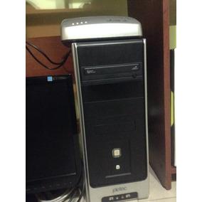Cpu,monitor Samsung Y Estabilizador De Energía