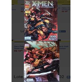 Hq - Lote X-men - N° 86-102