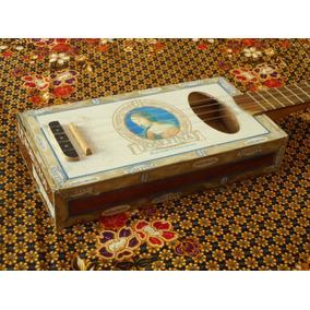 Ukelele Cigar Box