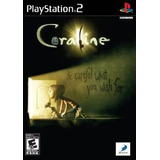 Coraline - Playstation 2