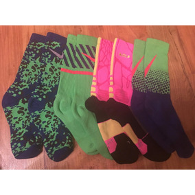 Padrisimas Calcetas Nike Crossfit Neon 100% Originales!!