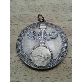 Medalha Da Olimpiada Da Força Publica De São Paulo