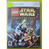 Lego Star Wars The Complete Saga Xbox 360* Play Magic