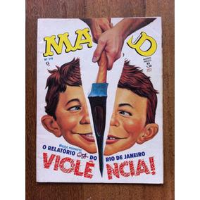 Revista Mad Violência (novembro 1994, Número 110)
