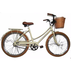 Bicicleta Vintage Retro Food Bike Antiga Ceci 6 Marchas