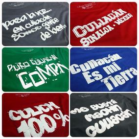 Paquete De 3 Playeras Puro Sinaloa Compa Souvenirs Culiacán