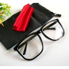 Oculos De Grau Quadrado Grande - Óculos no Mercado Livre Brasil 78e1f43606