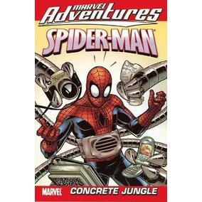 Marvel Adventures Spider-man Concrete Jungle Volume 4