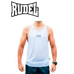 efb1f1af3fe89 Camiseta Regata Dry Fit Rudel - Calçados