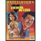 Dvd - Coração De Luto - Teixeirinha - P&b