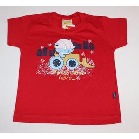 Camiseta Infantil Manga Curta Jaca-lelé Tam.1 Anos Outlet 34aa521fffb