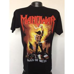 Camiseta Manowar Otros Rock Anime - Ropa y Accesorios en Mercado ... b6fd06051fbc5