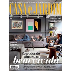 Revistas De Decoração Muito Novas! 8 Revistas!