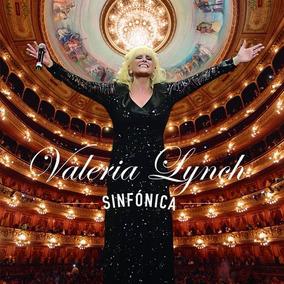 Valeria Lynch Sinfonica Dvd+cd Open Music Sy