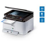 c37fe0b392e Impressora Laser Colorida C460w Wifi - 110v