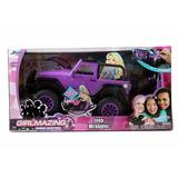 Juguetes De Jada Girlmazing Grande Pie Jeep R/c Vehículo