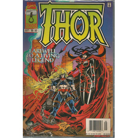 The Mighty Thor 502 - Marvel - Bonellihq Cx02 A19