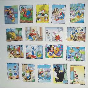 Figurinhas Do Album Disney Stars