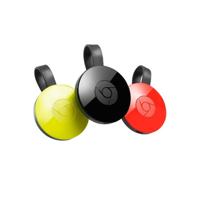 Google Chromecast 2 Generación Convertí Tu Lcd Led Smart Tv