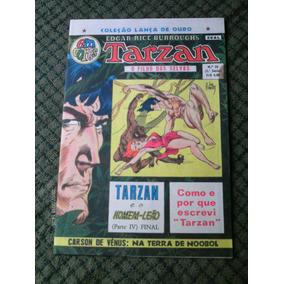 Tarzan Em Cores N.24 O Filho Da Selva Ebal 2* Serie Nov 74