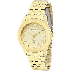 5aa5f3fc9e8a4 Kit De Rel Gios Technos Feminino Elegance Ladies - Relógios De Pulso ...