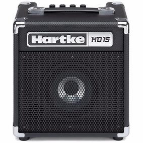 Hartke Hd15 Dydrive 15w 6,5pulg Amplificador Bajo - Oddity