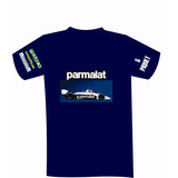 Camiseta Brabham - Nelson Piquet Formula 1 F1 1981 d303286650e59