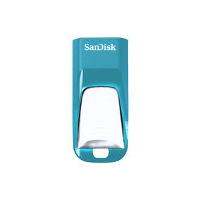 Sandisk Memoria Usb 2.0 Cruzer Edge16gb Azul Sdcz51 Mayoreo
