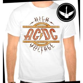 64afd10c8a Alta Voltagem Rock Wear - Camisetas no Mercado Livre Brasil