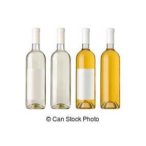 Garrafas De Vinho Vazias (15 Unid ) Trasparente/branca 750ml