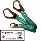 Cinto Paraquedista Com Talabarte Carbografite no Mercado Livre Brasil 4306f1548e