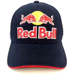 ac6c64015c5b8 Bombeta Bone Novo - Bonés Red Bull para Masculino no Mercado Livre ...