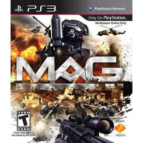 Jogo Mag Playstation 3 Ps3 Fps Mídia Física Servidor Offline