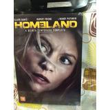 Dvd Homeland 5ª Temporada 4 Discos