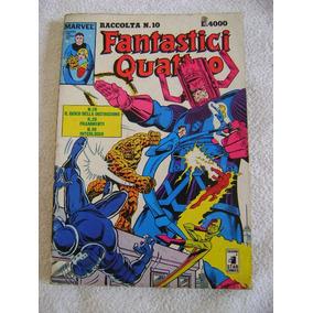 Quarteto Fantástico(fantastici Quattro) Nº10 Ano 88 Italiano
