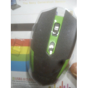 Mouse Gamer Óptico 2.4 Wireless Weibo Yes