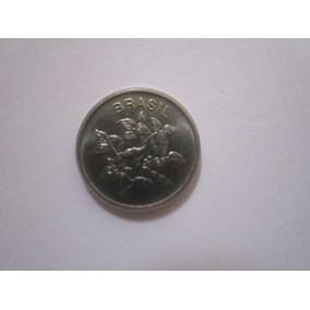 Brasil Moeda 1 Centavo 1983 Soja