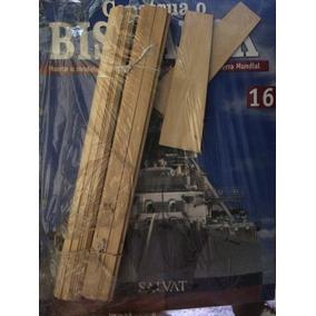 Coleção Construa O Bismarck Ed.16