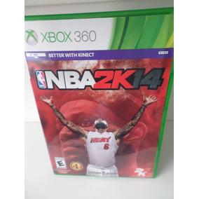 Nba 2k14 - Xbox 360 - Original - Frete Único R$ 9,99